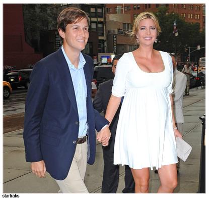 New Mom Ivanka Trump Quot I Might Put Husband Through The