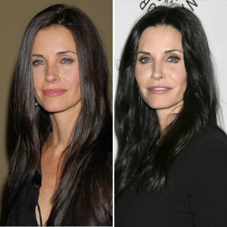 Courteney Cox S Botox Confessions Has She Gone Too Far