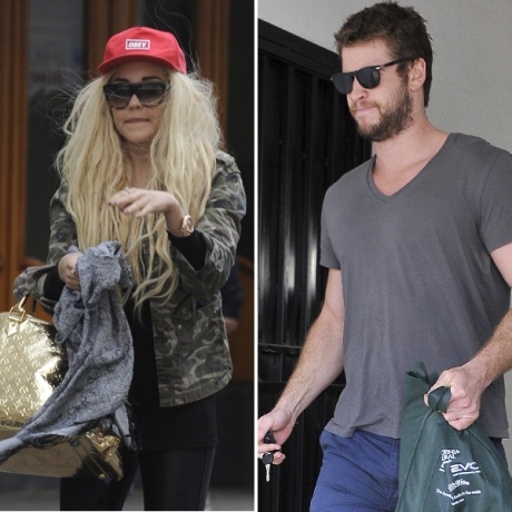 Exclusive Amanda Bynes And Liam Hemsworths Past Hookup Revealed