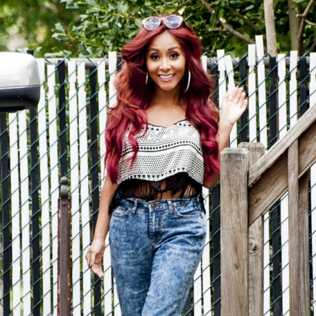 Snooki Fires Back: 'I'm Not Too Skinny - I'm Healthy ...