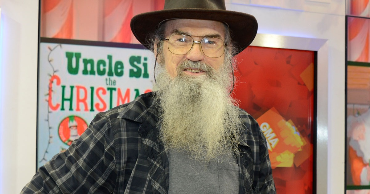 Duck Dynasty's Uncle Si Opens Up About His Secret Wife and ...