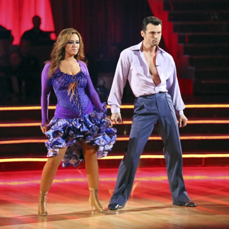 tony dovolani s dancing with the stars blog leah remini