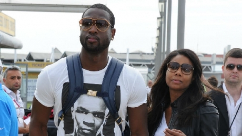 Miami Heat Star Dwyane Wade Fathered a Secret Child Shortly Before