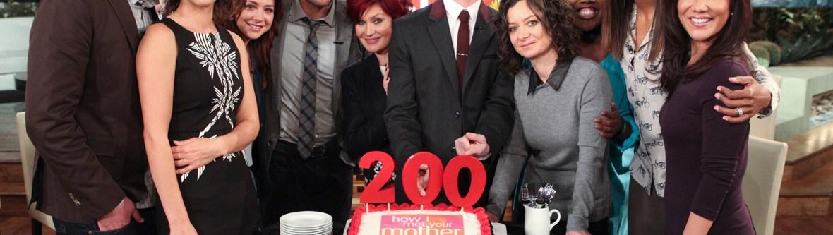 himym cast 200
