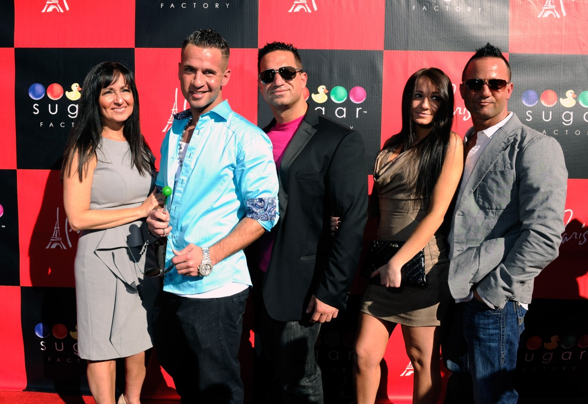 mike the situation sorrentino and family