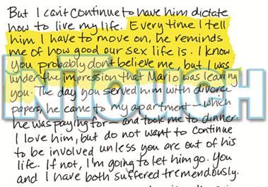 kacey letter