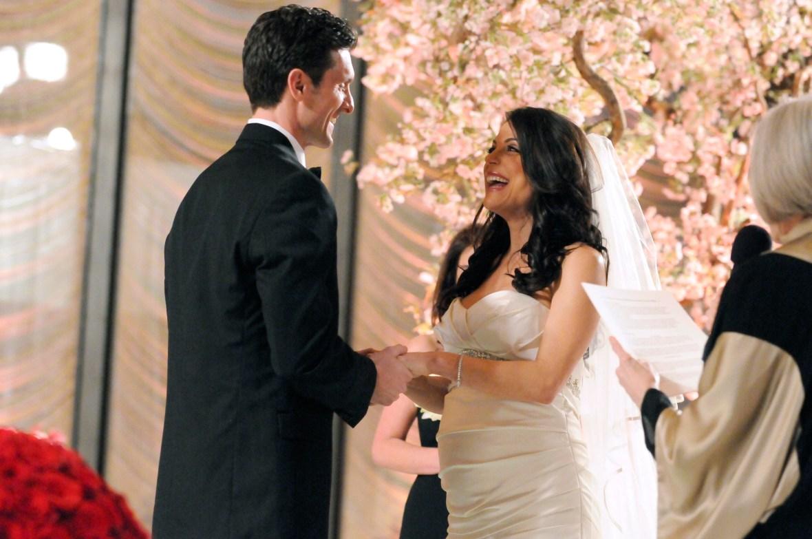 bethenny & jason wedding