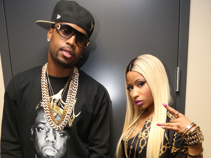 nicki and safaree