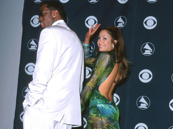 jlo and diddy