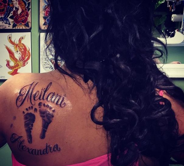jwoww roger tattoos