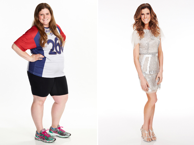 rachel frederickson weight loss before and after