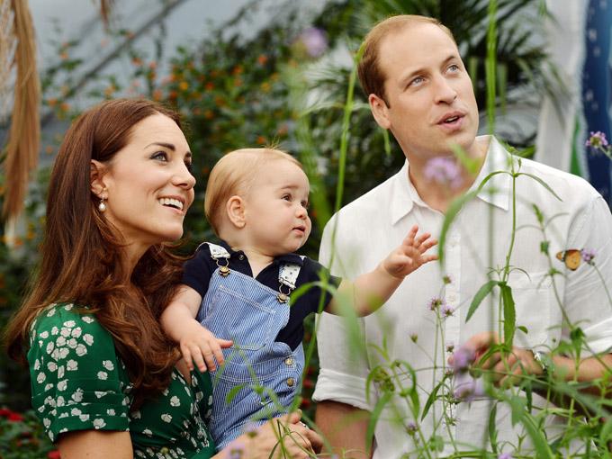 royal baby no. 2