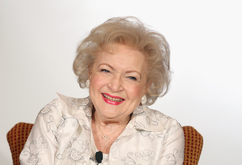 Leaked Betty White