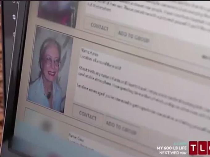 grandma online dating