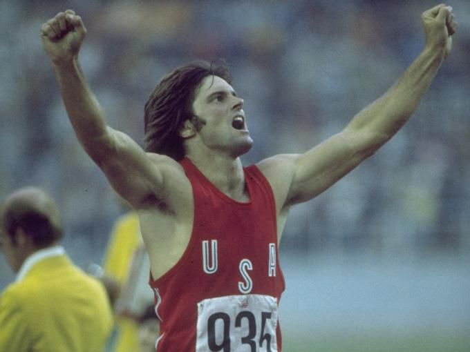 bruce olympics