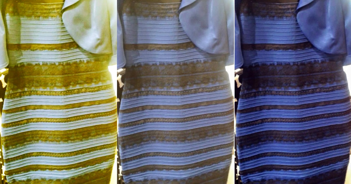 Thedress Is This Dress Blue And Black Or White And Gold