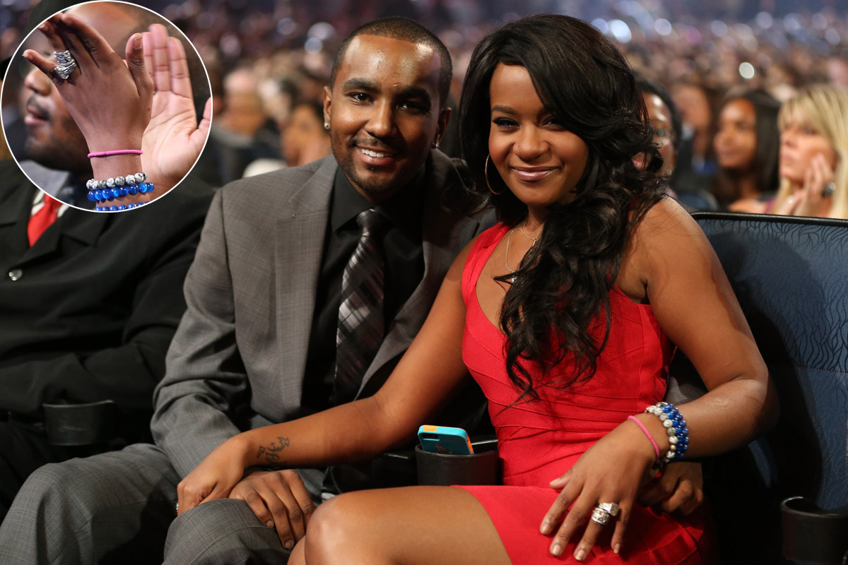 Bobbi Kristina S 250 000 Diamond Ring From Whitney Houston Is