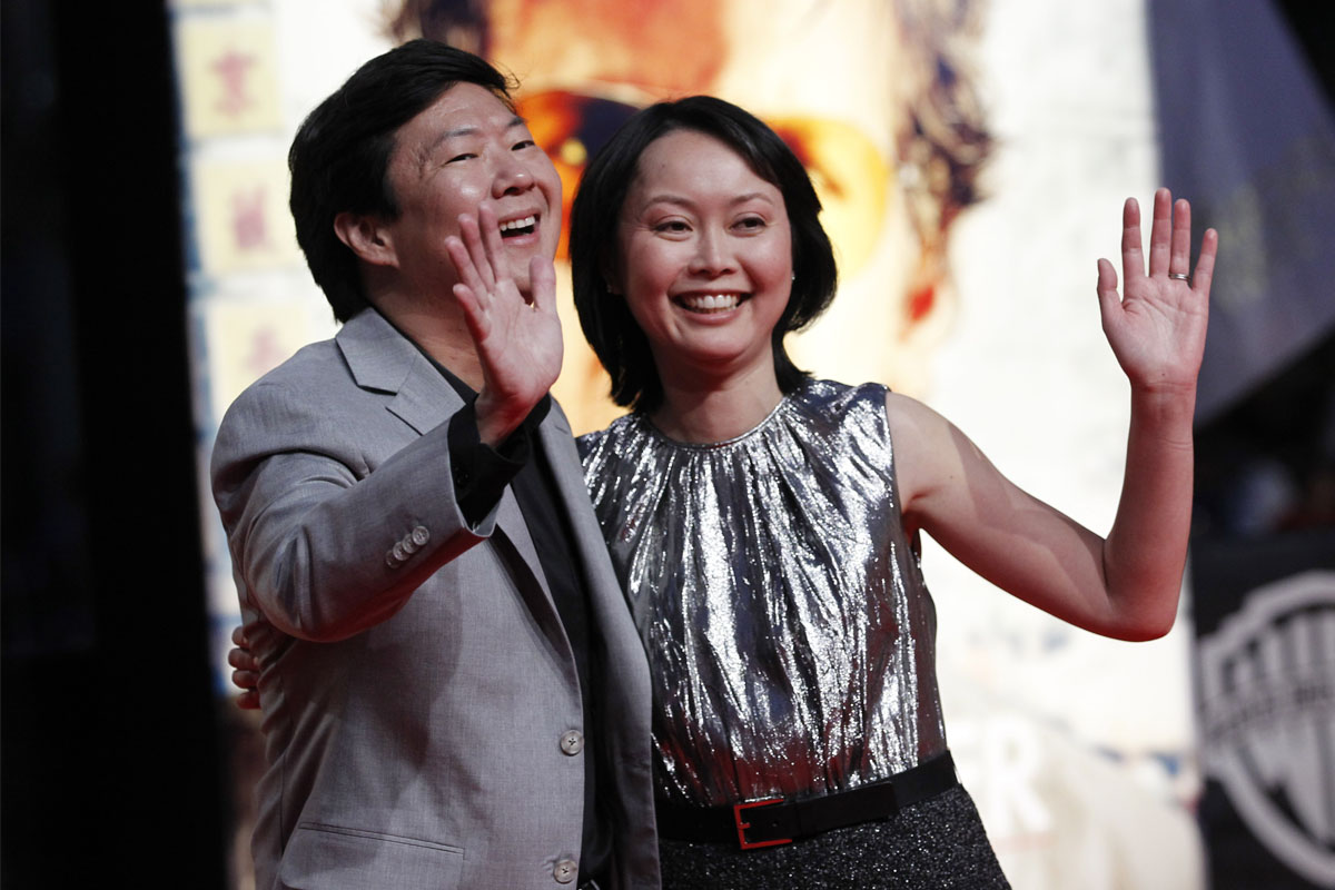 Ken Jeong Says His Wife S Battle With Cancer Inspired His Role In The Hangover In Touch Weekly