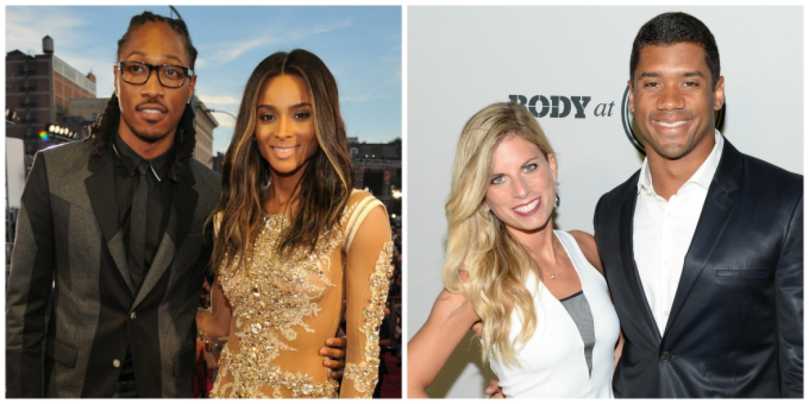 ciara russell wilson former couples