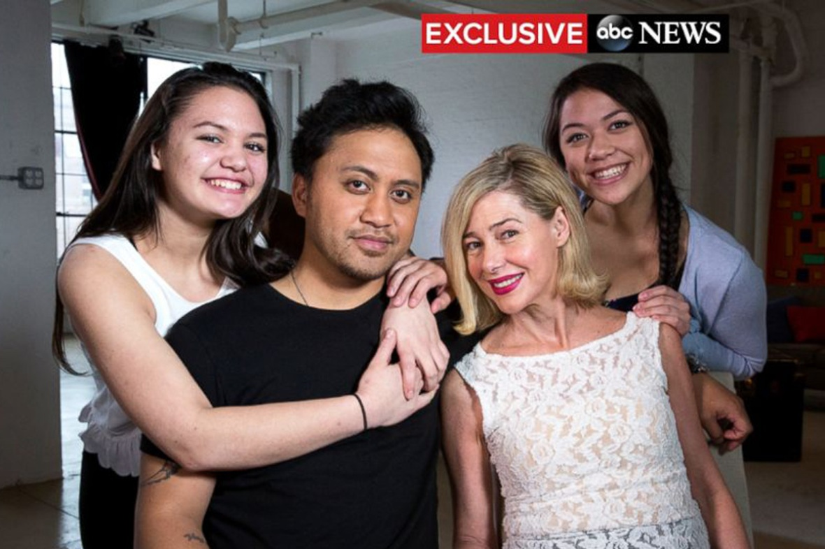 mary kay letourneau, vili faulaau and daughters