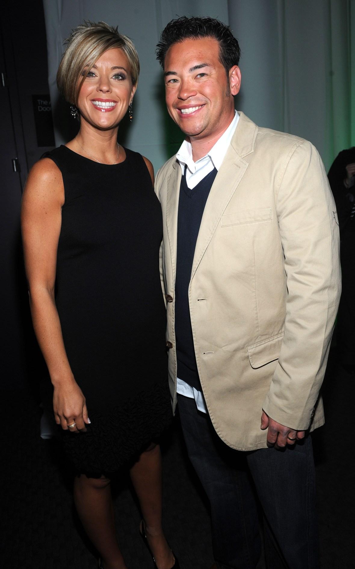 jon and kate gosselin 2009