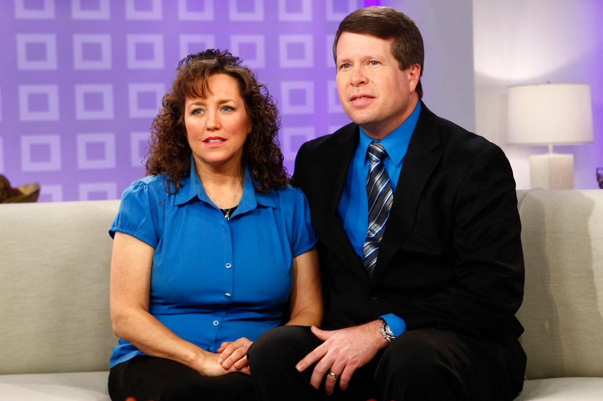 jim bob and michelle
