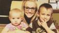 Mackenzie McKee with Kids
