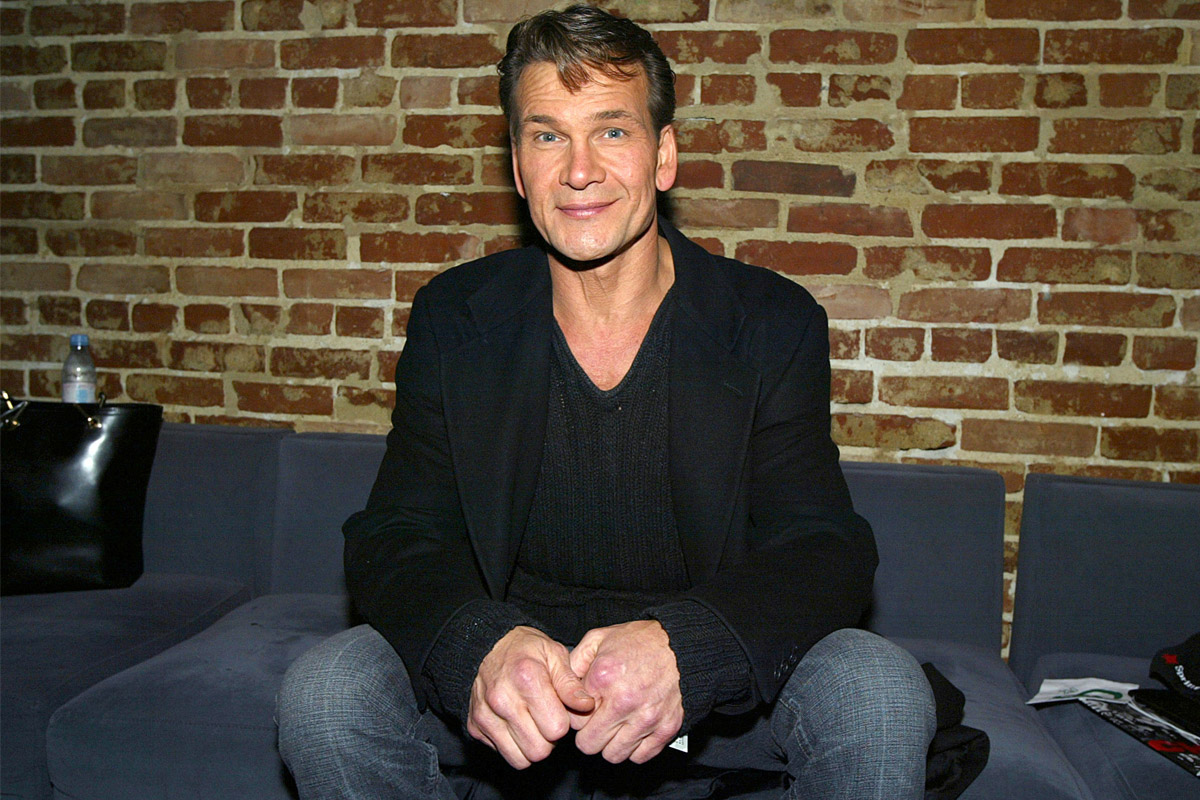 Patrick Swayze's Family Is At War With His Widow — This Time