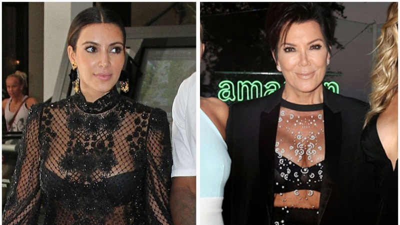 7 Times Kris Jenner Has Dressed Like One Of Her Daughters In Touch