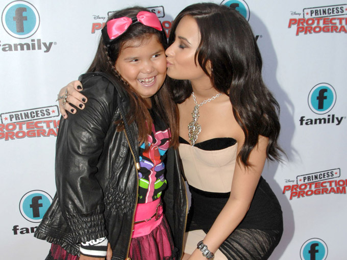 demi and madison