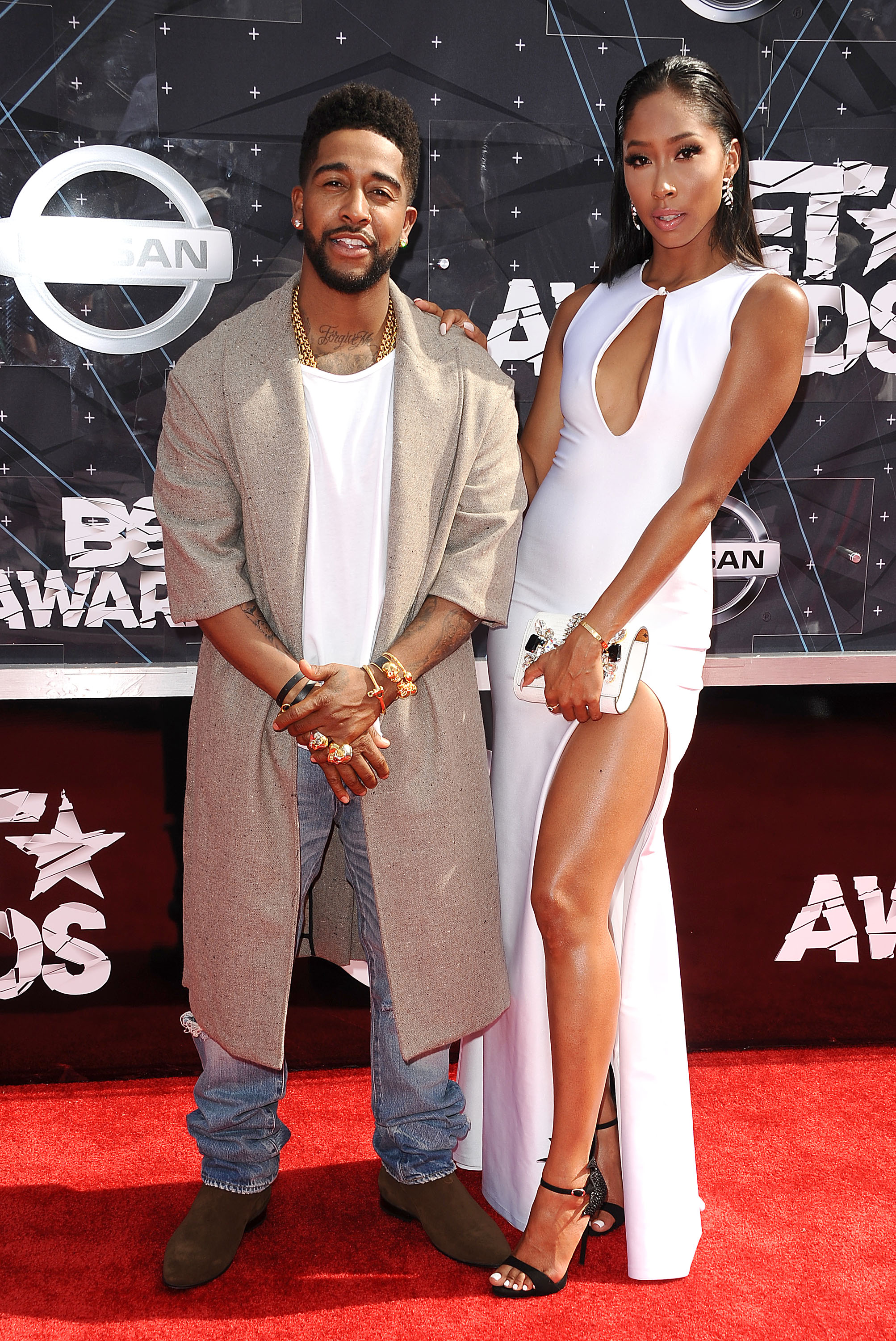 Omarion's Girlfriend Apryl Jones Pregnant With Couple's ...