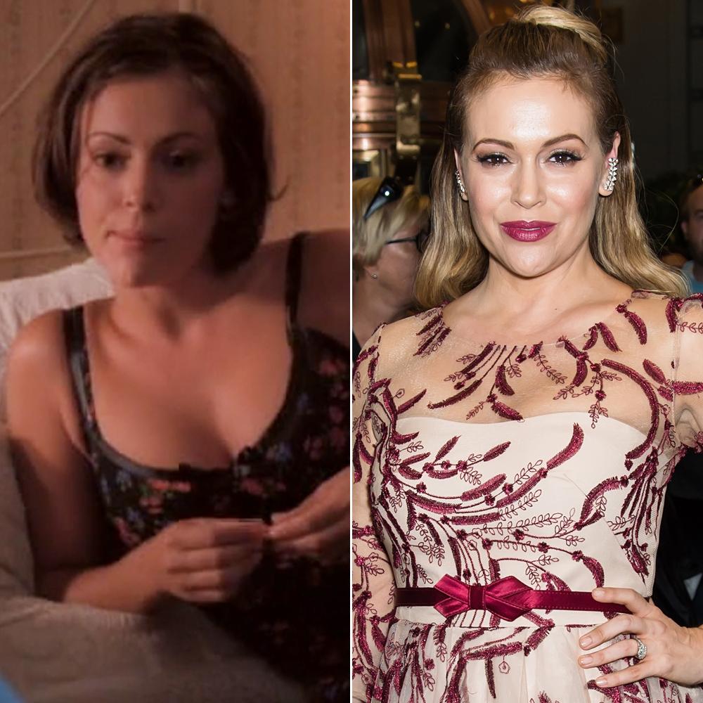 Charmed boob slips