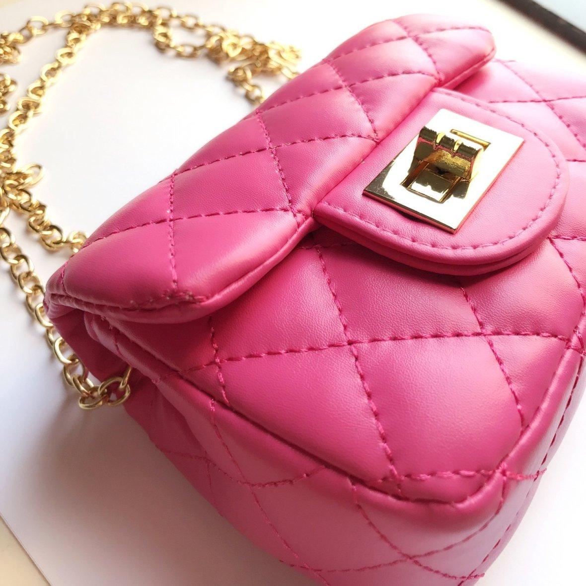 halloween 2017_itw - pink crossbody bag