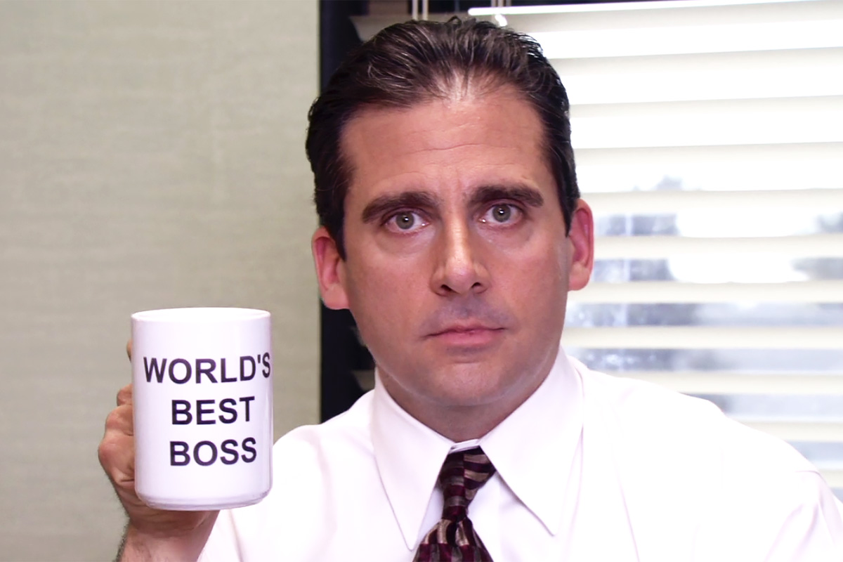 Image result for best boss in the world