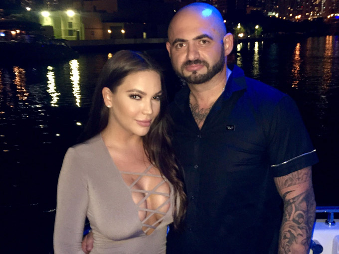mike and jessica shahs