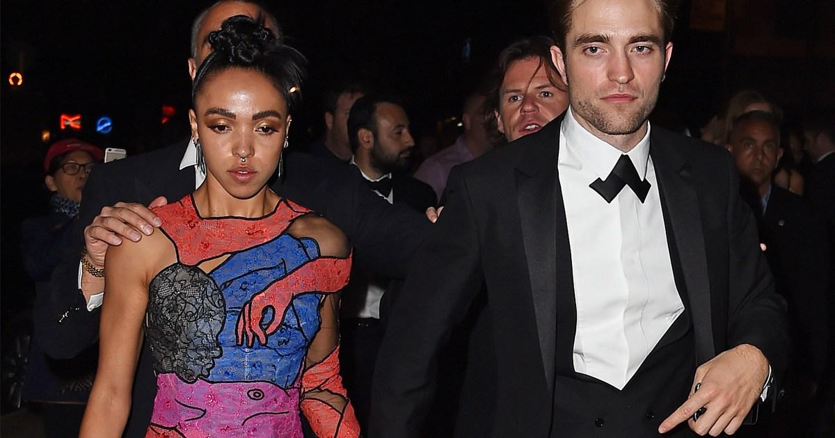 Is Robert Pattinson Talking to Kristen Stewart Behind FKA ...