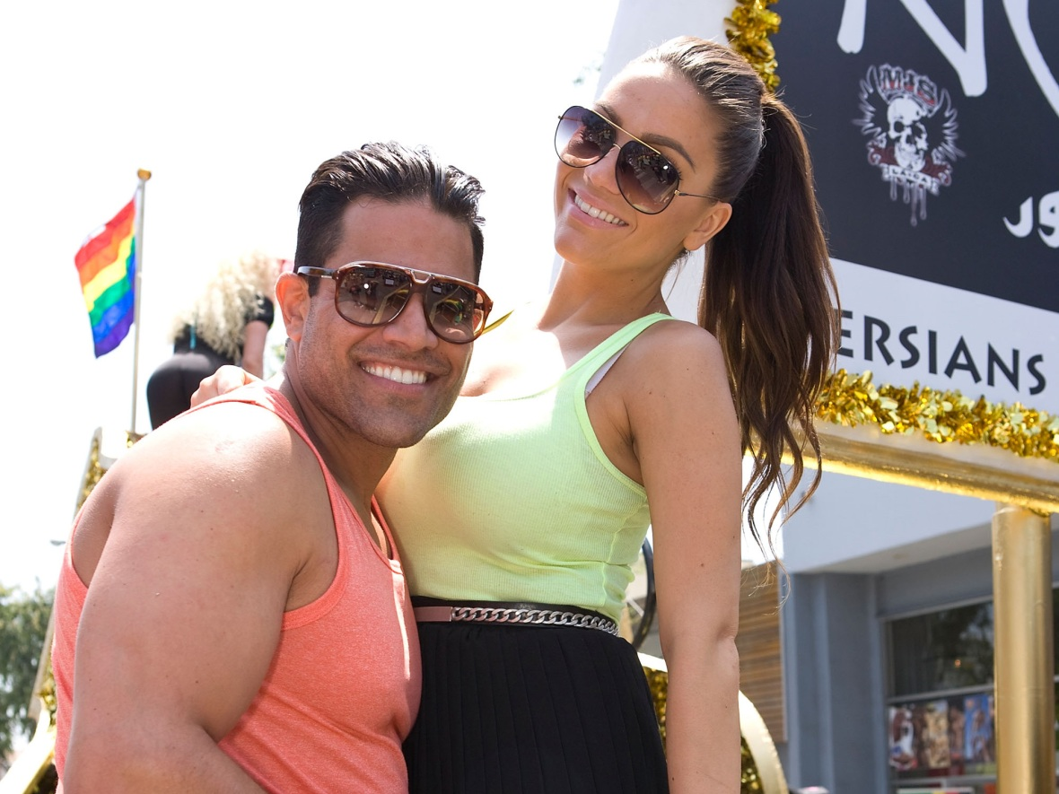 jessica parido and mike shouhed