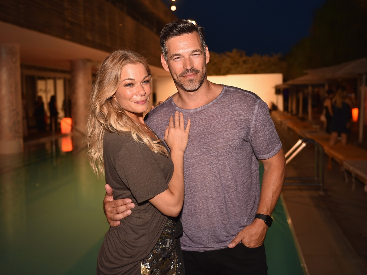 LeAnn Rimes stepsons want her to have a baby