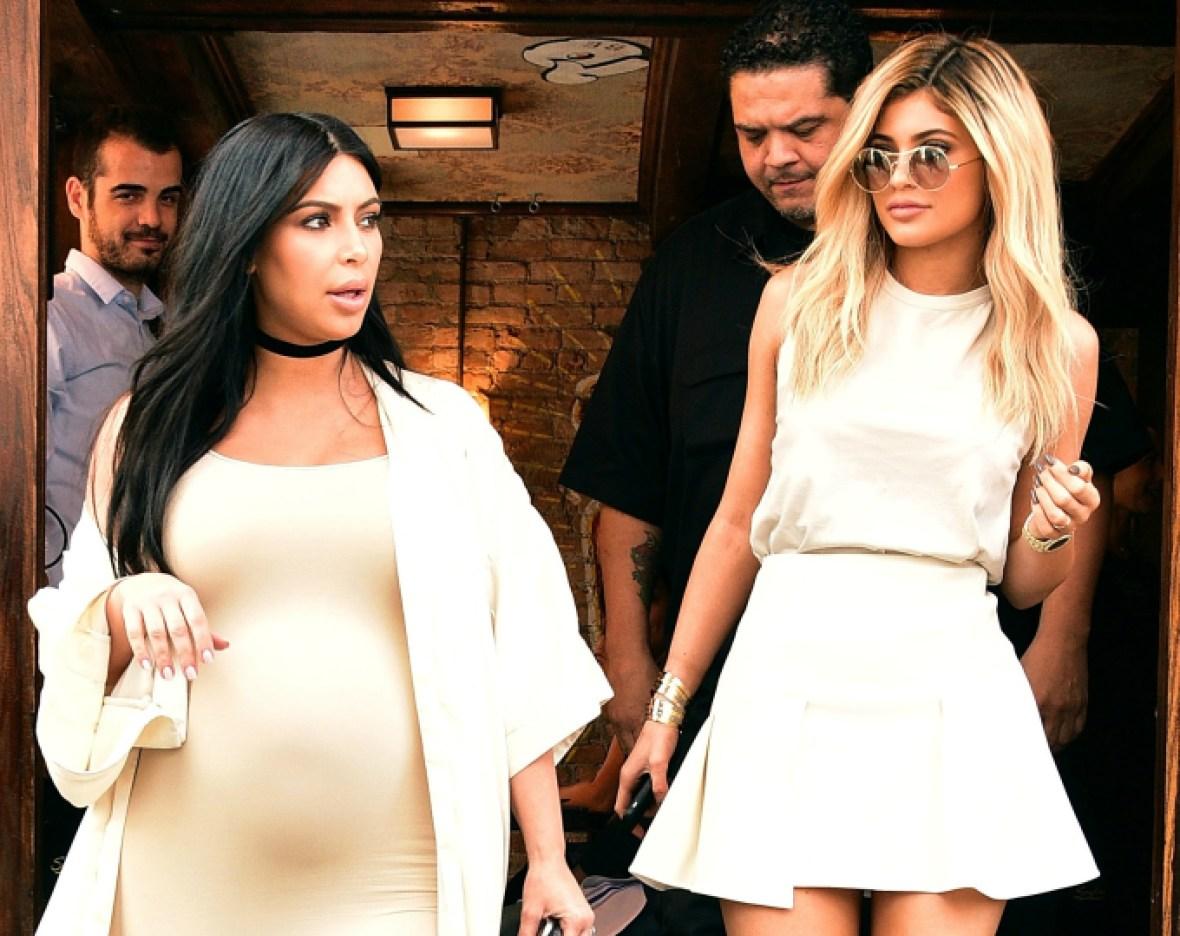 kim kardashian kylie jenner