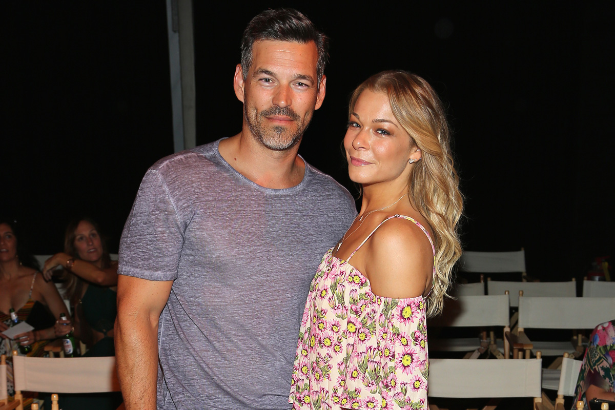 LeAnn Rimes Tries To Get Eddie Cibrian To Have A Baby With