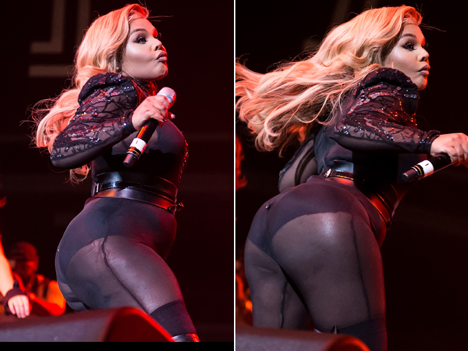 lil kim getty images