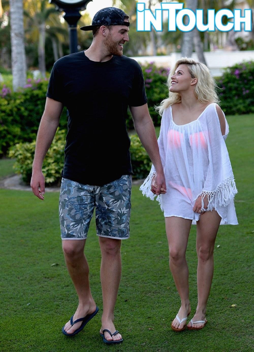whitney carson honeymoon