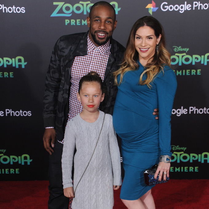 allison holker getty images