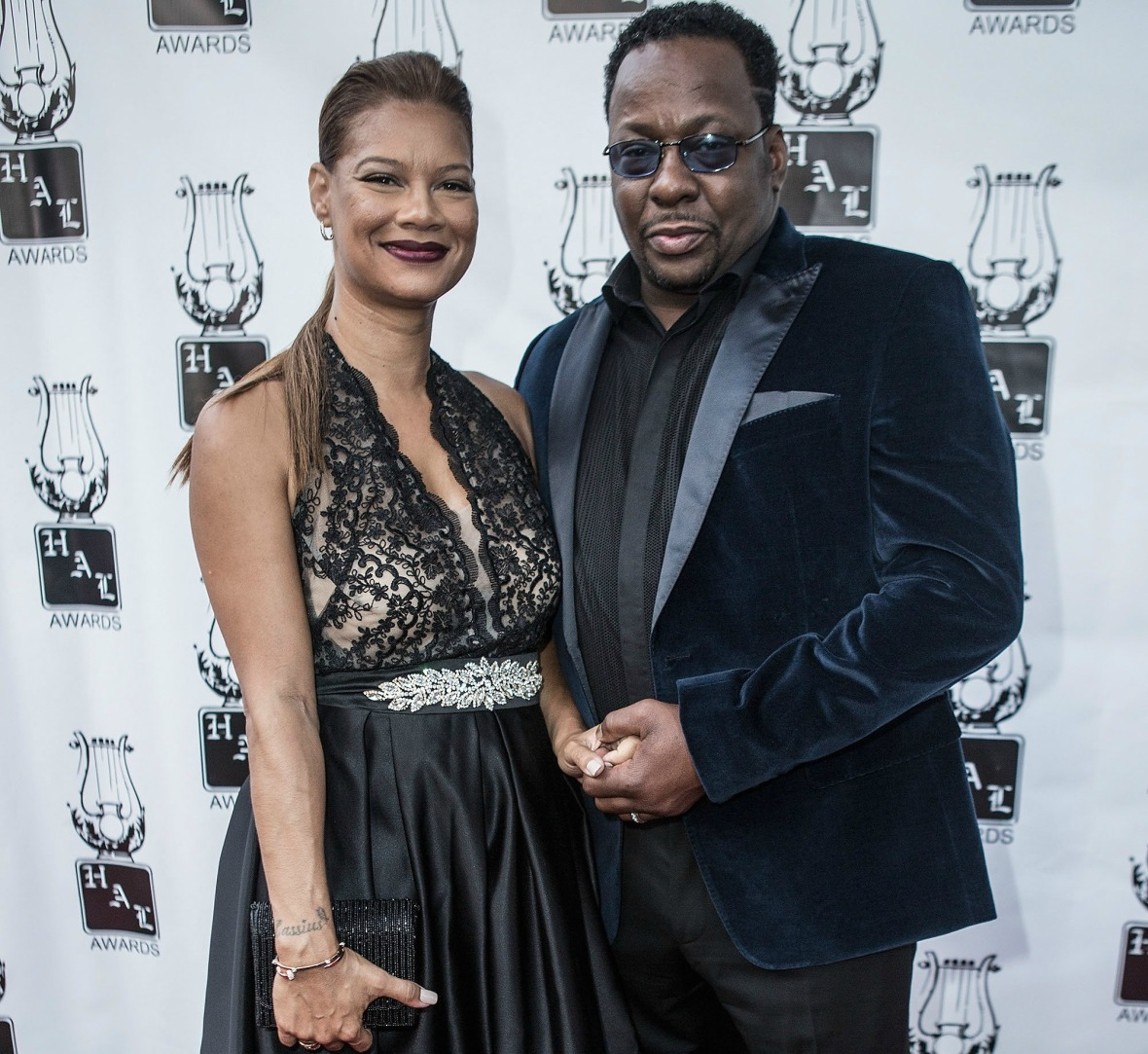 bobby brown alicia etheredge getty images