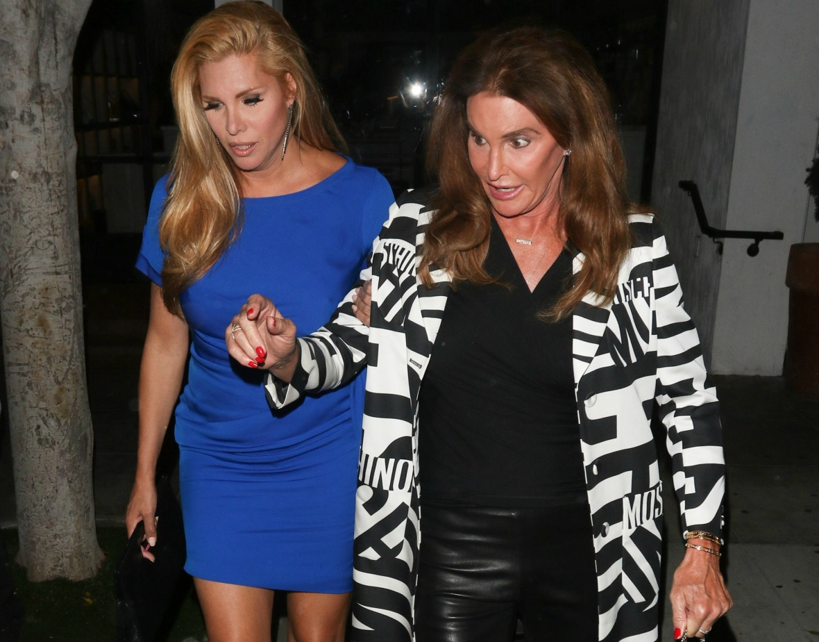 caitlyn jenner candis cayne getty images