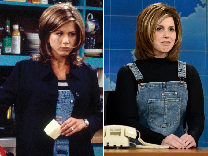 rachel green impression getty images