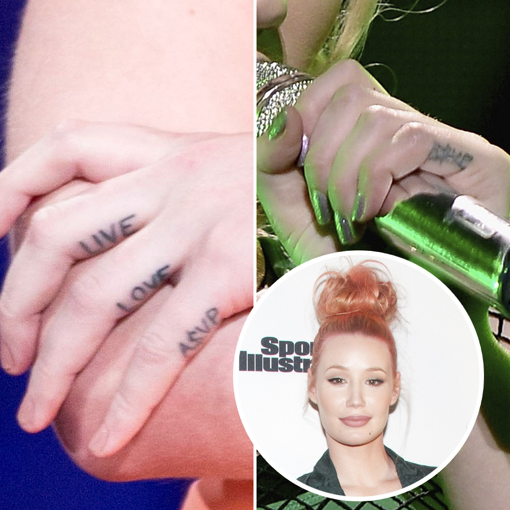 From Dating To Exes Celebrities Who Had Their Tattoos