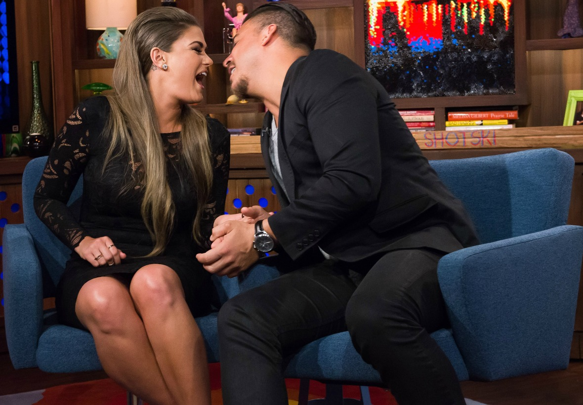 jax taylor brittany cartwright getty images