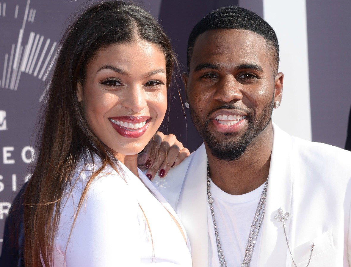 jordin sparks jason derulo getty images