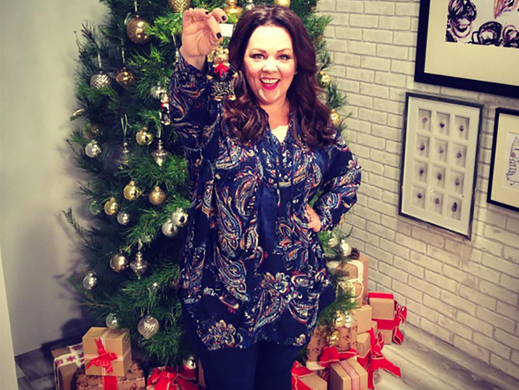 Melissa Mccarthy Shows Off Her Reported 75 Pound Weight Loss